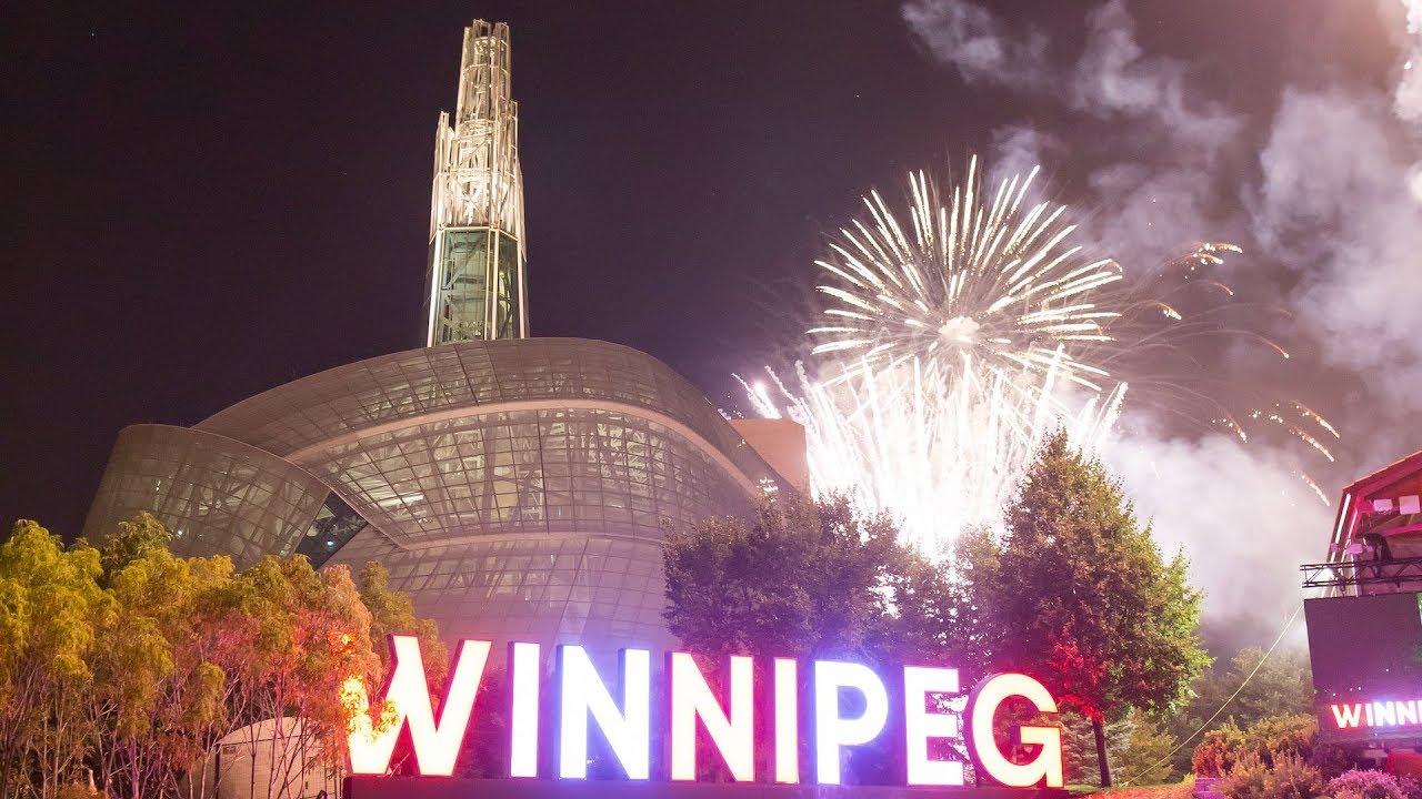 Visit Winnipeg Manitoba Canada