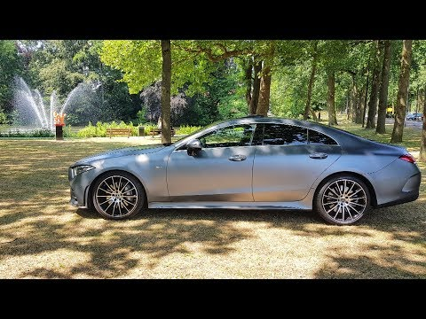 2018 Mercedes CLS AMG Coupe - NEW CLS 450 Full Review EQ 4MATIC Interior Exterior Infotainment