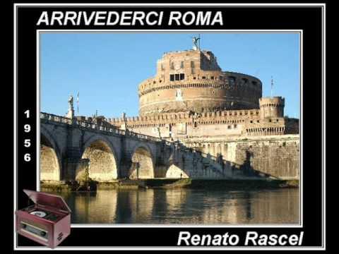 arrivederci roma