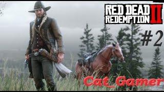Red Dead Redemption 2 ➤ Прохождение #2! Стрим