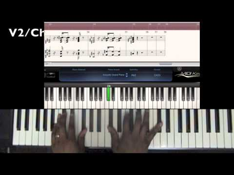 He Reigns Forever (Brooklyn Tabernacle) [Pocket Piano Tutorial] SAMPLE