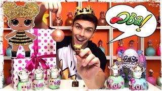 Lol Surpresa Confete Pop Lil Dolls Series 4 Shimone Queen /& Baby Na Floresta