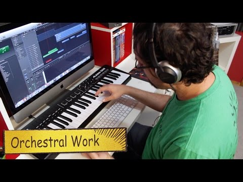 Orchestral Work - Album Sample