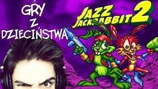 JAZZ JACKRABBIT 2! - Gry z dzieciństwa!