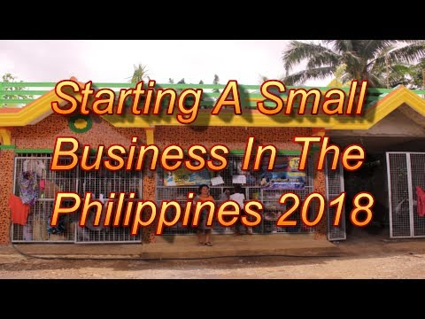 Starting A Small Business In The Philippines  : 2018 Angeles City, Philippines