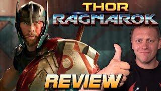 Thor Ragnarok - Movie Review