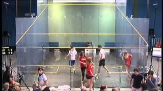 World Junior Squash Championships 2013, PLATE FINAL, Zayas - Parker