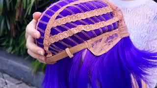 Bobo synthetic hair wigs