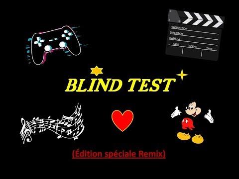 BLIND TEST - 40 EXTRAITS (séries, films, musiques, dessins animés,...) édition spéciale Remix