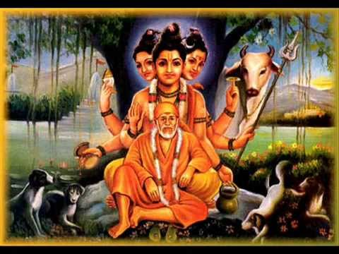 Sri Guru Charitra in Telugu - 1st through 3rd Chapters : Part 1 (Beginning)