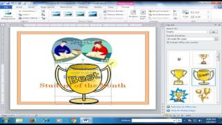 Design Certificates in Microsoft Word : Word Tips and Tricks [Urdu / Hindi]