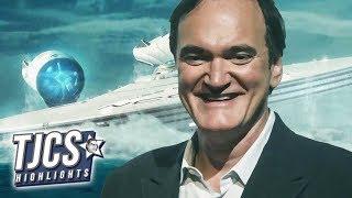 Quentin Tarantino Confirms He's Not Directing His Star Trek Film
