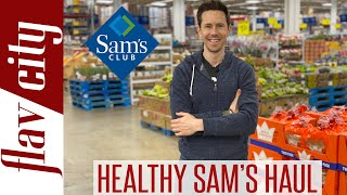 HUGE Sam's Club Grocery Haul - How Does It Compare To Costco!?