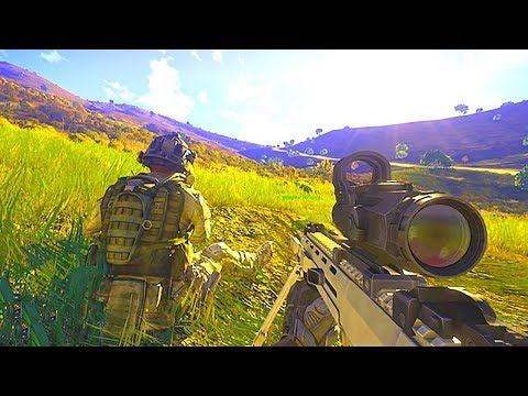 Top 10 Amazing Military Game Android 2017