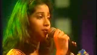 Shreya Ghoshal wins Sa Re Ga Ma Pa Championship