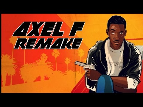 AXEL F Remake (FL Studio) FREE FLP DOWNLOAD