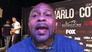 roy jones says anthony joshua should not rematch ruiz next he was knocked out outboxed