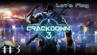 Crackdown 3 [Xbox One] - Part 3 - Chemical Raiding