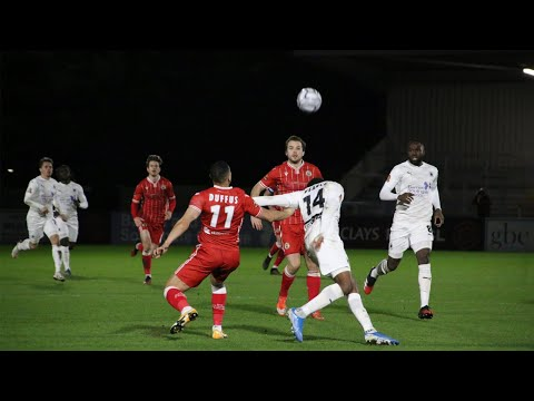 Boreham Wood Bromley Goals And Highlights