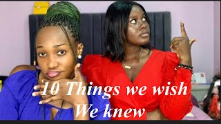 WHAT WE WISH WE KNEW BEFORE WE STARTED DATING || DATING ADVICE #relationship #dating #tedtalk