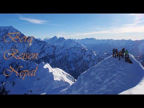 Bergreisen Nepal