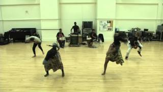 Exploring diverse cultures through African dance at UWM
