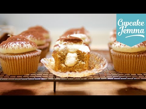 Get How to Make Tiramisu Cupcakes Pics