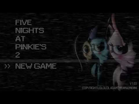 [SFM Ponies]: Five Nights at Pinkie's 2