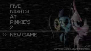 Скачать SFM Ponies Five Nights At Pinkie S 2