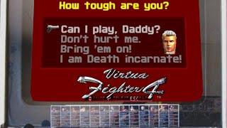 [EN] Virtua Fighter 4? - Arcades In Japan