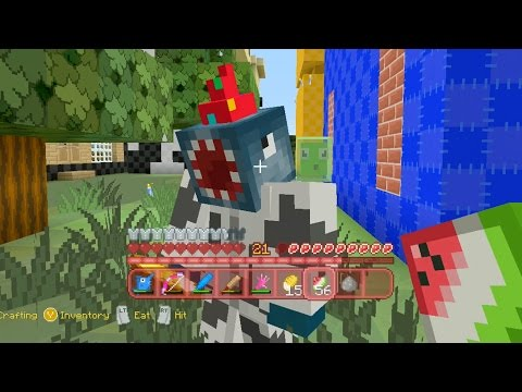 Minecraft Xbox - Quest To Kill The Wither (11)