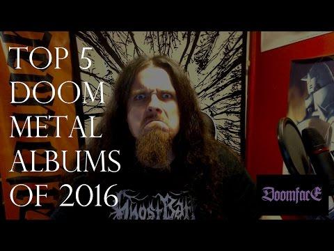 Top 5 Doom Metal Albums of 2016