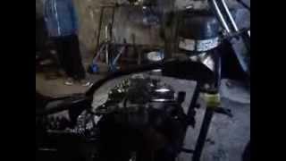 MOTO MONSTRO RGBIKER