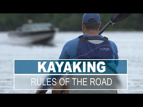Kayaking in High