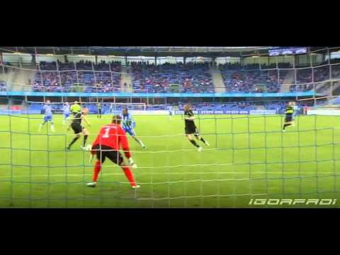 Martin Braithwaite | Esbjerg FB & Tolouse FC Goals | 2012-2013 HD
