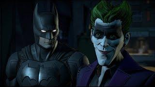 Vigilante Joker Meets Alfred - (Batman: The Enemy Within - Episode 5: Same Stitch)