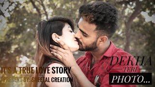 Luka Chuppi: Photo Song   Kartik Aryan, Kriti Sanon   Heart Touching Love Story   Sheetal Creation