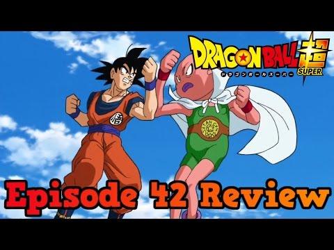 Dragon Ball Super Episode 42 Review: A Tumultuous Victory Celebration! At Last: Monaka vs Son Goku?