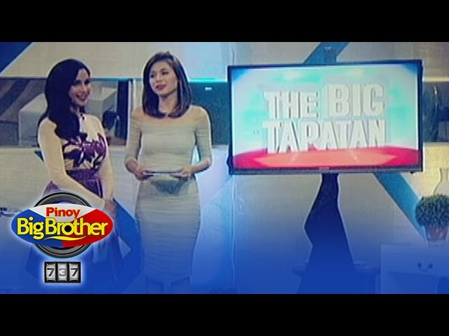 PBB 737 Update: The Big Tapatan