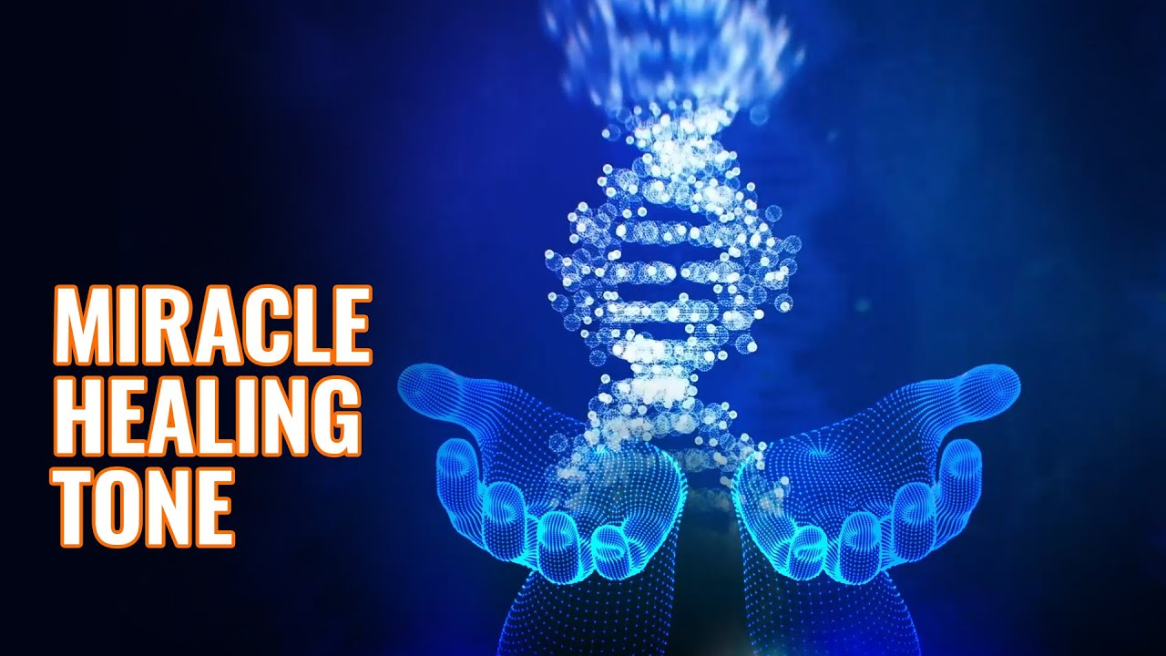 432Hz + 528Hz Miracle Healing Tone: Boosts Your Immune System, Repair DNA | Binaural Beats