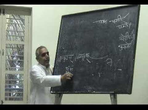 Vyakarana Kakshya (Sanskrit Grammar Classes) LSK-1 11.1