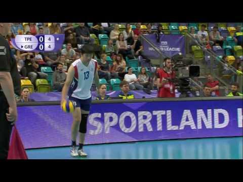 Bronze match - Group 3: 2016 FIVB Volleyball World League