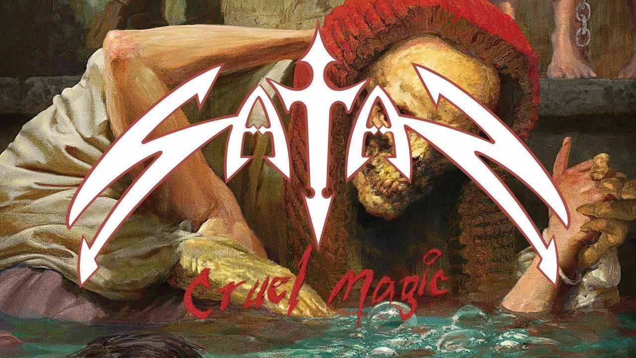 """Satan """"Cruel Magic"""" (FULL ALBUM)"""