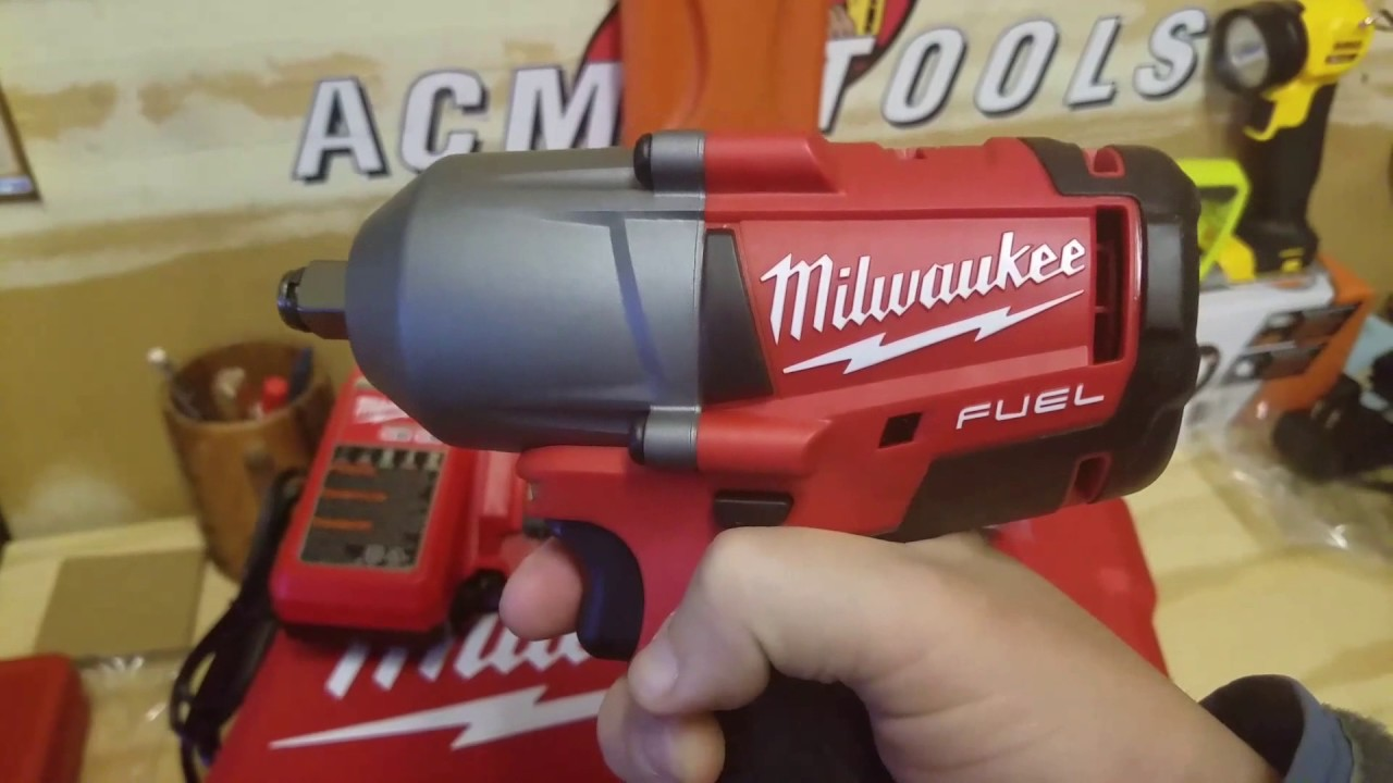 Milwaukee M18 Fuel Mid Torque Impact Wrench Review 2861 22