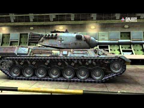 История Одного Танка - Leopard 1