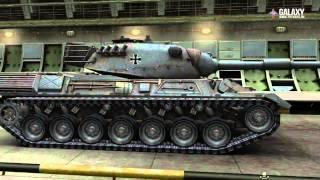 История Одного Танка - Leopard 1(Всем привет! К выходу патча 0.8.5 в World of Tanks выходит и специальный выпуск рубрики
