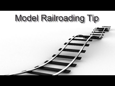 Deciding Grades For Model Trains & Railroads |🎯