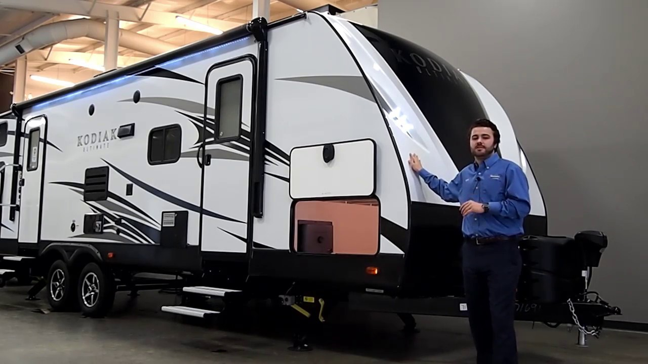 For Sale 2017 Dutchmen Rv Kodiak Ultimate 288bhsl Review Grand