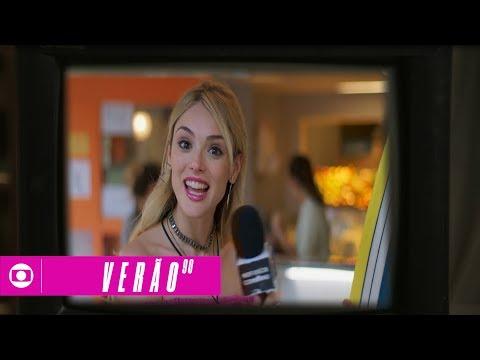 Verão 90: capítulo 72 segunda 22 de abril na Globo