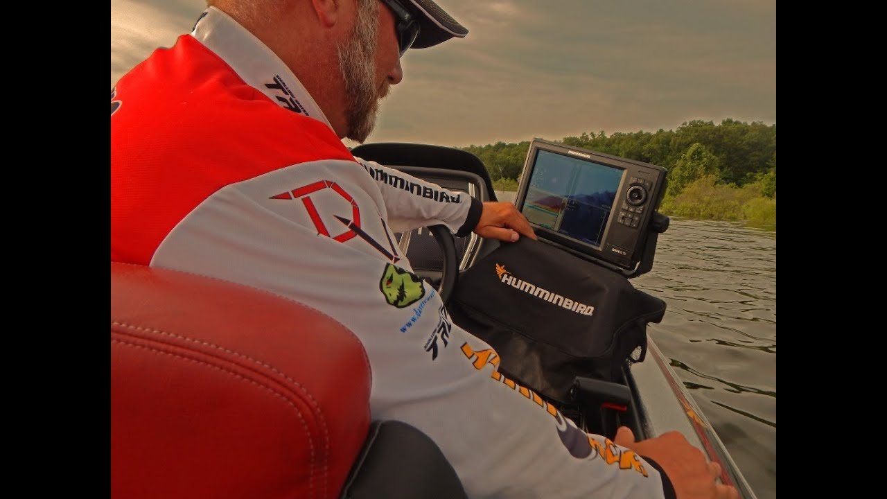 tips 'n tricks 156: world premiere of the humminbird helix 7 - youtube, Fish Finder